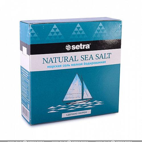 Соль морская 500гр.
