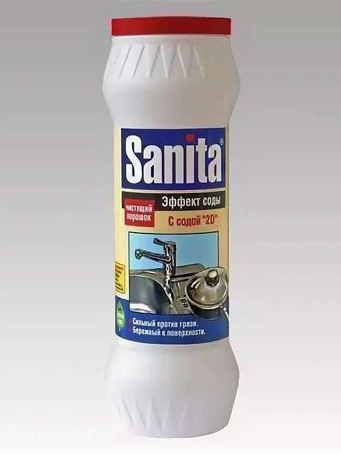 Чистящий порошок «санита» 400гр