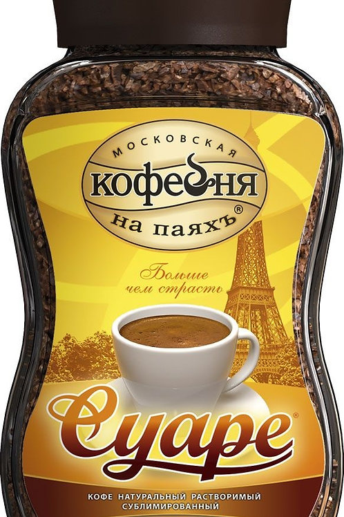 """Кофе""""Суаре""""95 гр"""