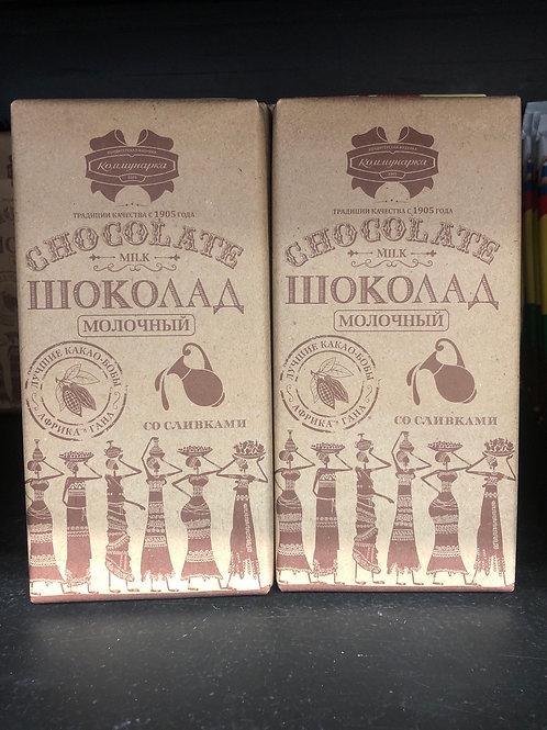 Шоколад «Коммунарка»