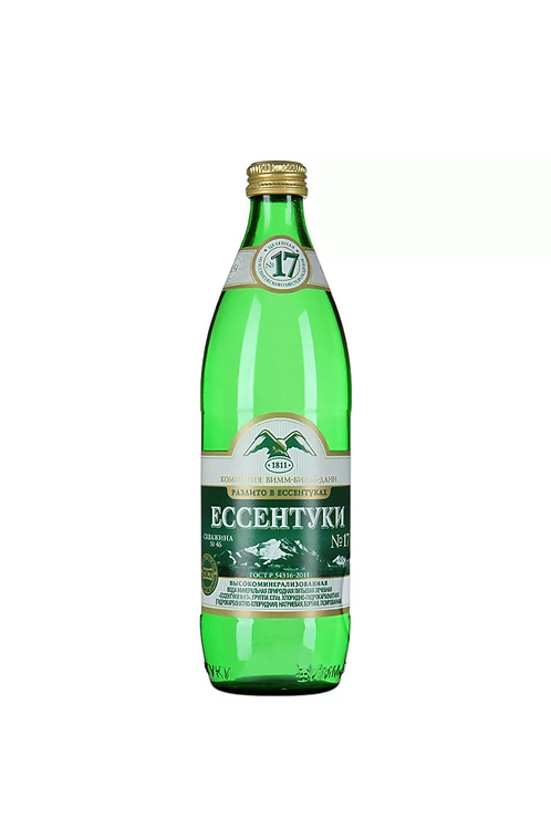 Мин.вода Ессентуки 17 0,5 ст.б