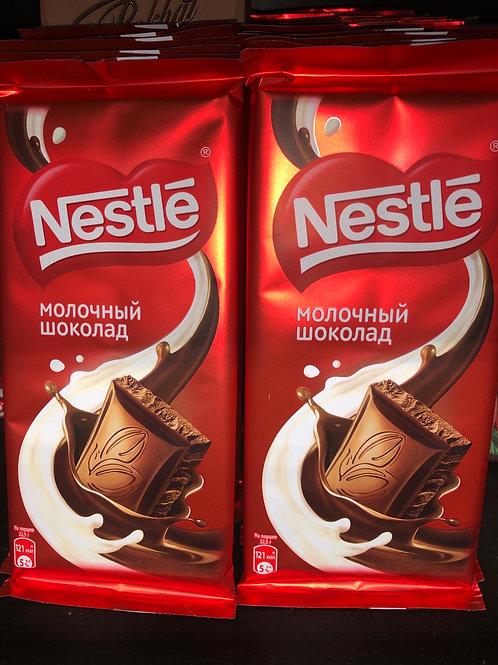 Шоколад «Nestle» 90гр.