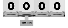 Score UI - Player has bath item.png