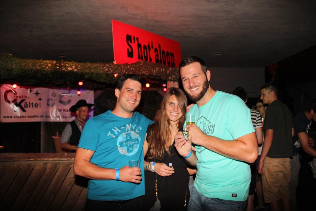 Sommernachtsfest Dietwil 2015