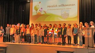 Schüler gründeten eigene Gemeinde