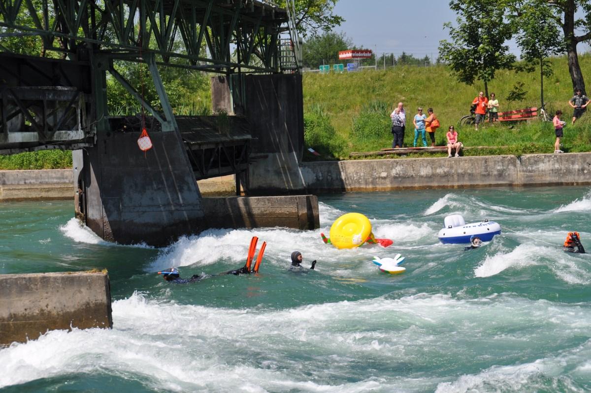 Reussschwimmen 2013