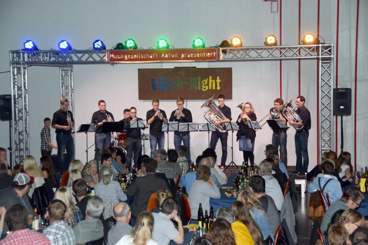 Bläch-Night Abtwil 2015