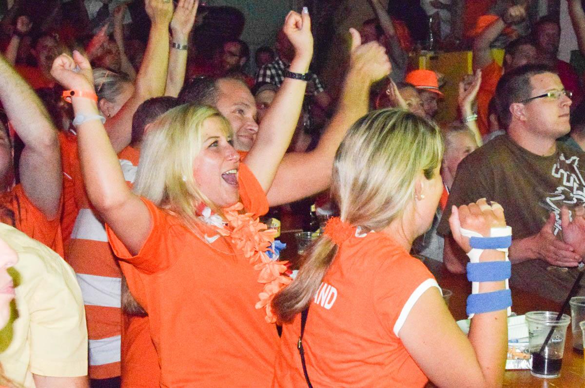NL-Bar Mühlau, WM 2014