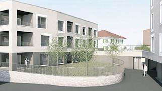 Neue Alterswohnungen im Dorfzentrum