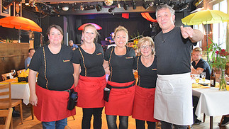 Einhorn-Team feierte 25-Jahr-Jubiläum
