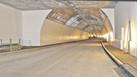 Tunnel Letten kann ausgerüstet werden