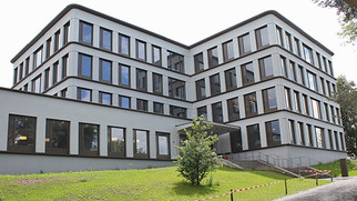 Schulhaus Ehret B wurde eingeweiht