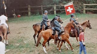 100 Jahre Kavallerieverein Freiamt