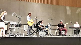Musikschule feiert ihr 10-Jähriges