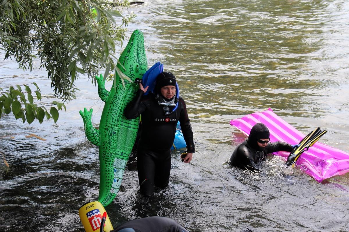 Reusschwimmen 2014