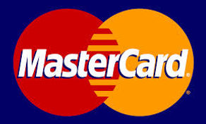 MasterCard accepted with no additional Fees
