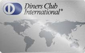 Diners Card accepted with no additional fees