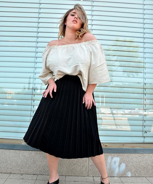 חצאית קלאש מידי אטיטיוד