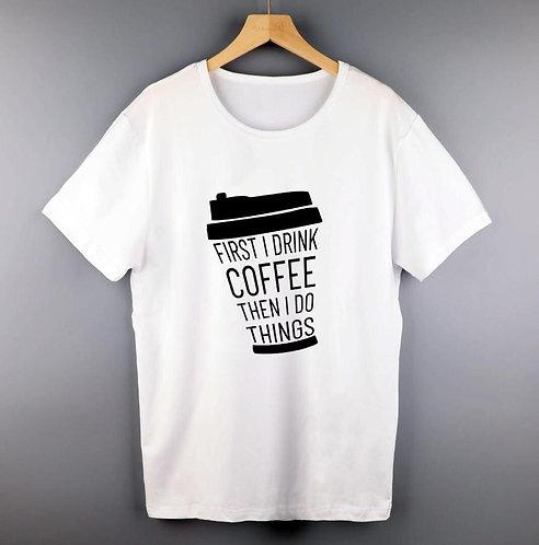 טישירט COFFEE PRINT