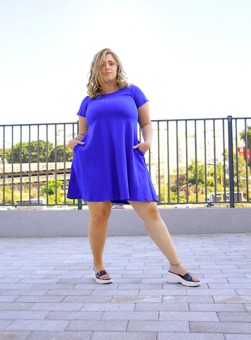 שמלת סאמר קצרה