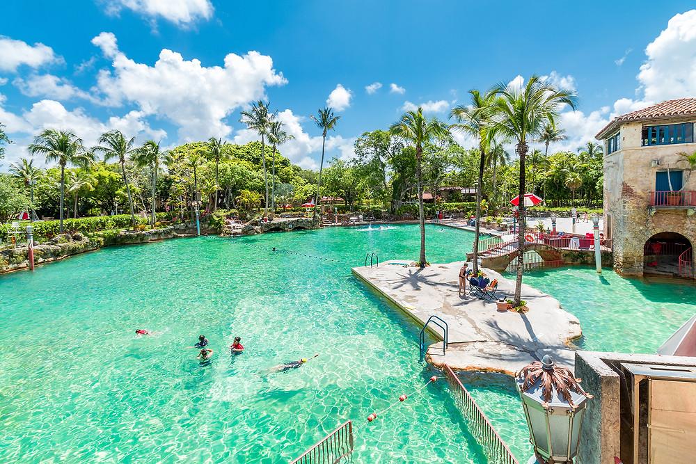 Miami's Venetian Pool