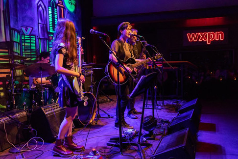 World Cafe Live April 28th 2018