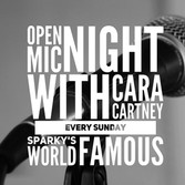 Open Mic at Sparky's World Famous