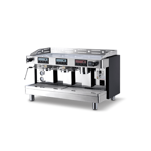 LTSC3 - Two Tea Group and One Espresso Group Combo Machine
