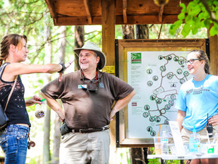 Raptor Trail gets a boost from Longleaf