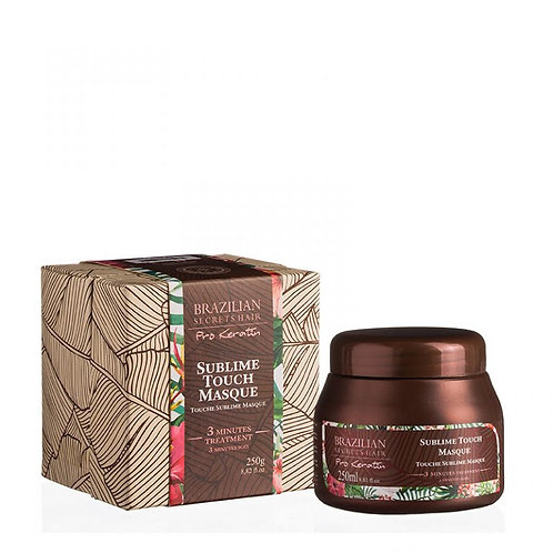 Brazilian Secrets Hair Pro Keratin Sublime Touch Masque 250g