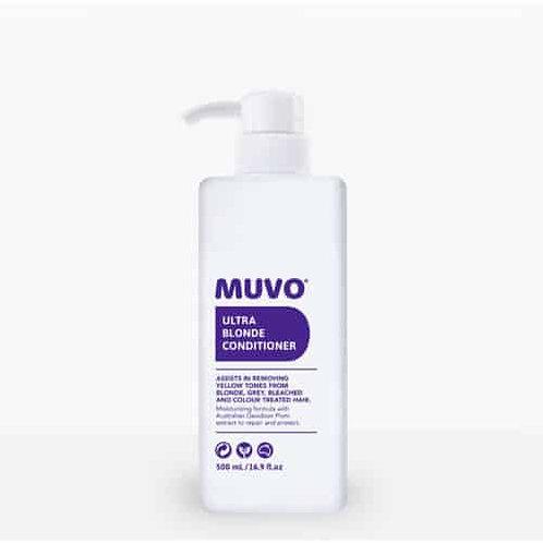 Muvo Ultra Blonde Conditioner 500ml