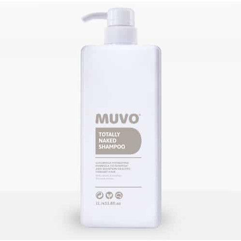 Muvo Totally Naked Shampoo 1Litre