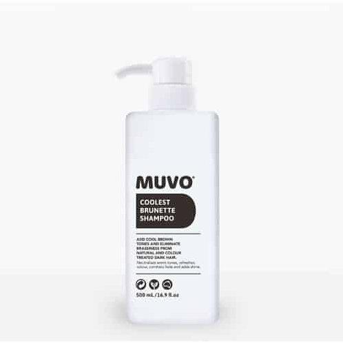Muvo Coolest Brunette Shampoo 500ml