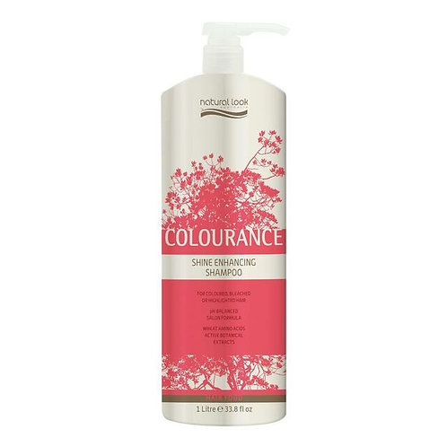 Natural Look Colourance Shampoo 1Litre