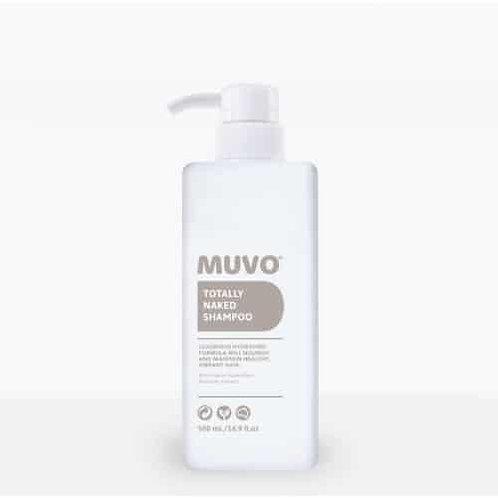Muvo Totally Naked Shampoo 500ml