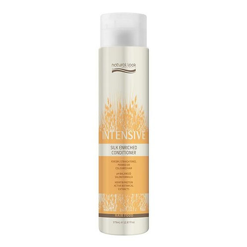 Natural Look Intensive Silk-Enriched Conditioner 375ml