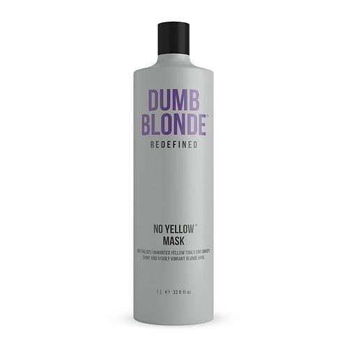 Dumb Blonde No Yellow Mask 1L