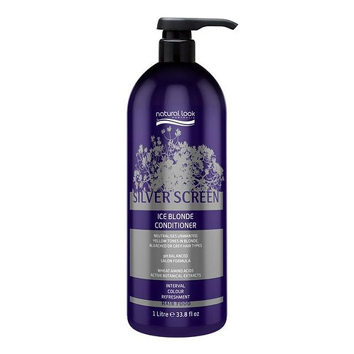 Natural Look Silver Screen Ice Blondes Conditioner 1Litre