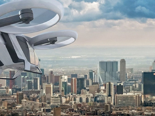 Defining the Future of Urban Air Mobility