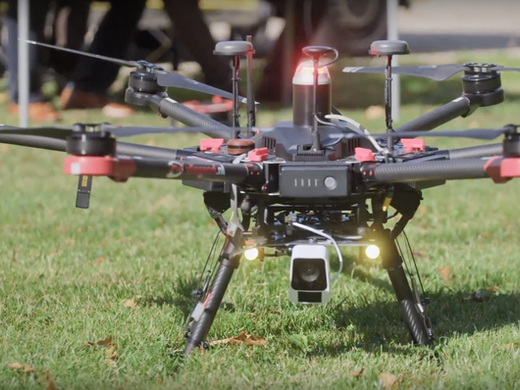 5G Powered Drones in a Connected World