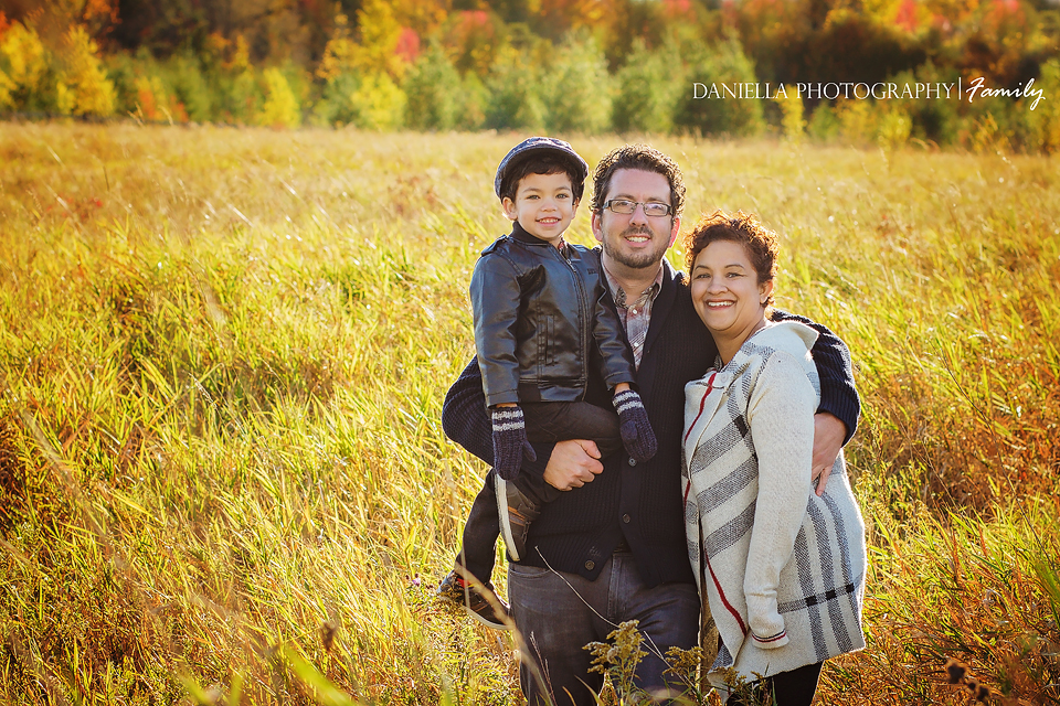 Vaughan Family Photographer