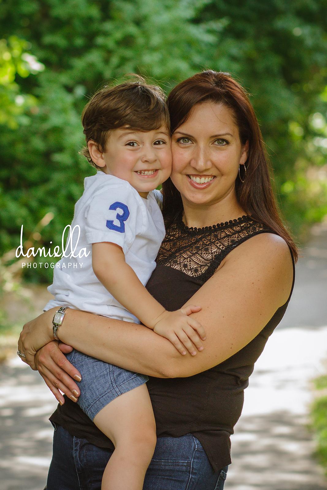 Richmond Hill Family Photographer