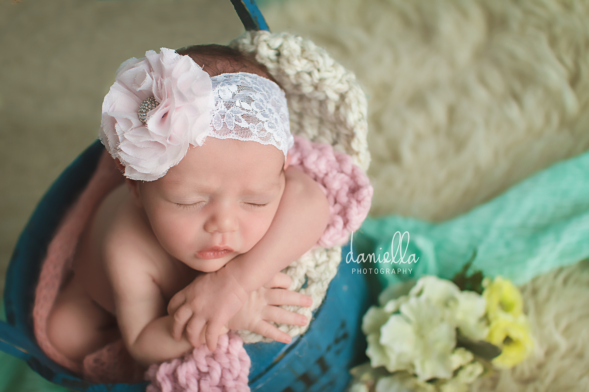 richmond hill newborn photographer