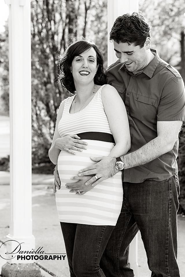 maple maternity photographer