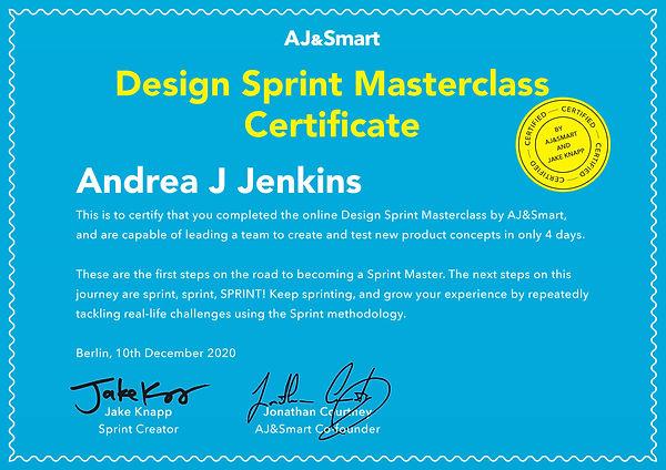 DesignMasterclass-Certificate-Andrea-J-J