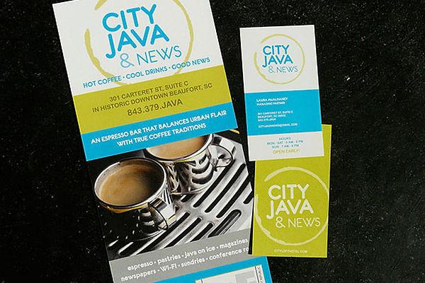 City Java & News, Beaufort, SC