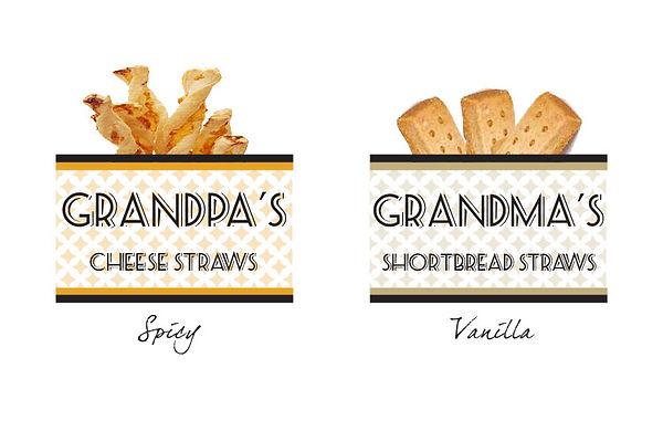Grandpa's Cheese Straws