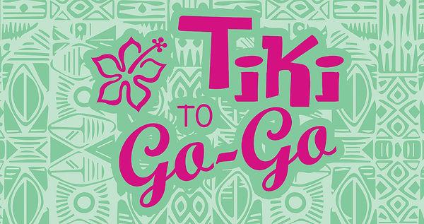 Tiki to Go-Go, Andrea Jenkins, Etsy
