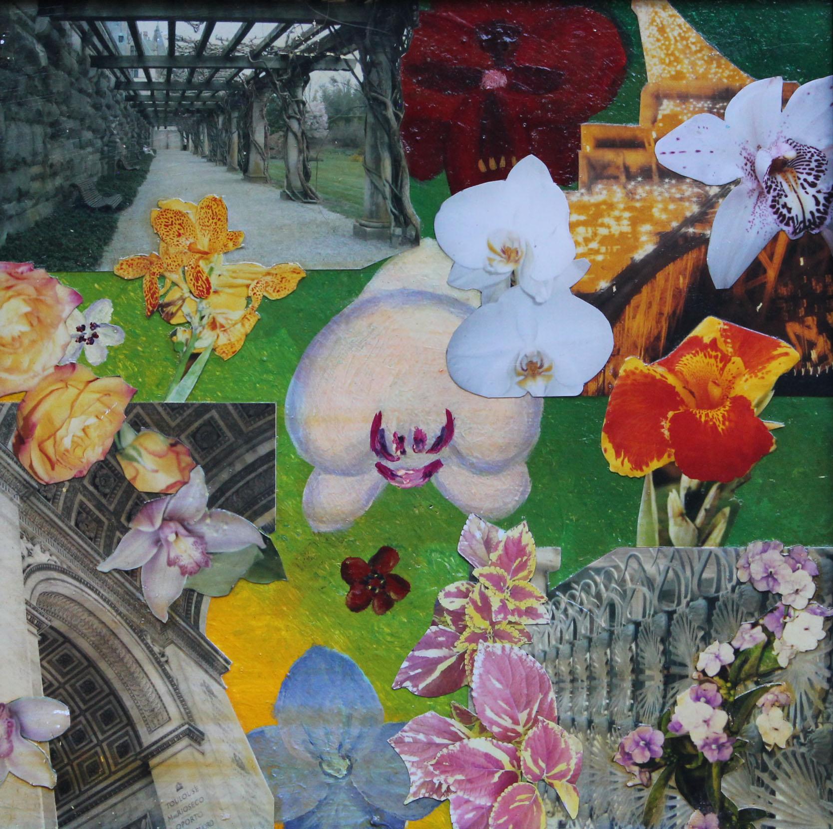 Flowered Travels