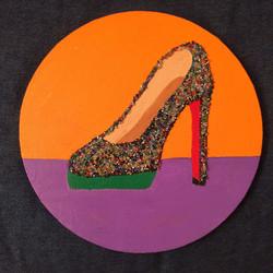 beaddazzeled heels